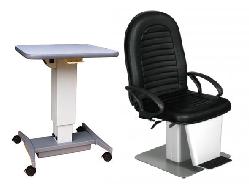 Mesas y sillones